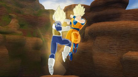 Dragon Ball: Raging Blast - 36536