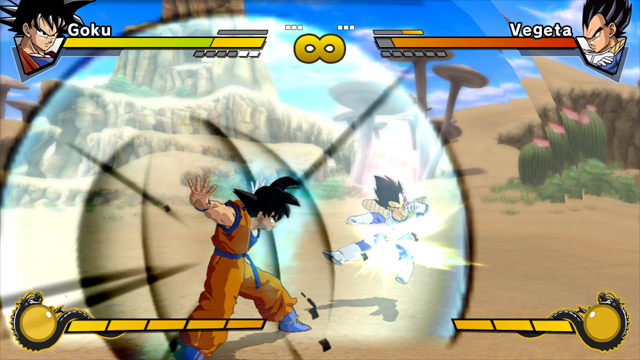 Dragon Ball Z: Burst Limit - 25002