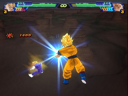 Dragon Ball Z: Shin Budokai 3 - 56796
