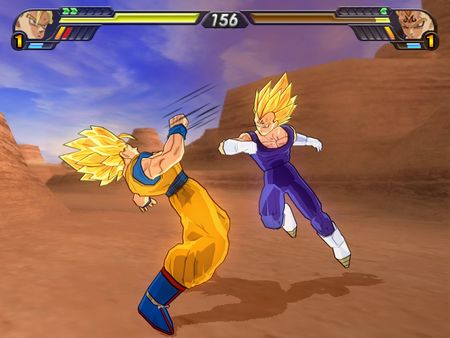 Dragon Ball Z: Shin Budokai 3 - 56800
