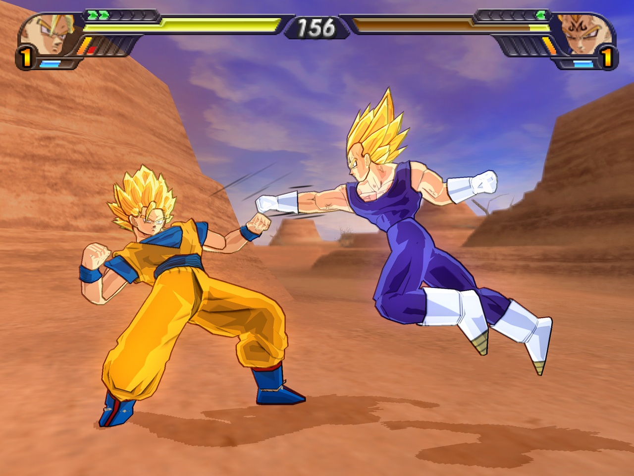 Dragon Ball Z: Shin Budokai 3 - 56801