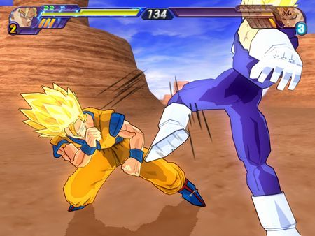 Dragon Ball Z: Shin Budokai 3 - 56802