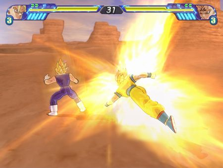 Dragon Ball Z: Shin Budokai 3 - 56804