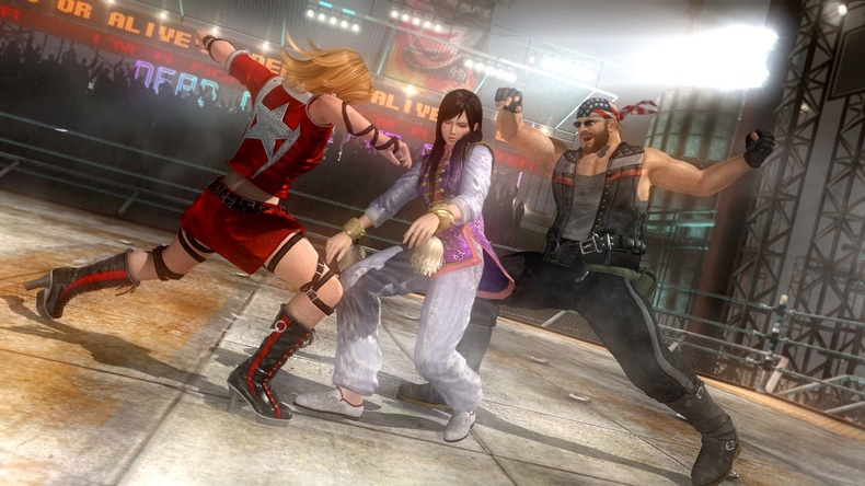 Dead or Alive 5 - 46722