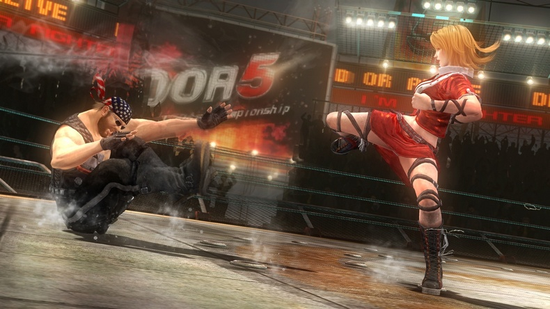 Dead or Alive 5 - 46731