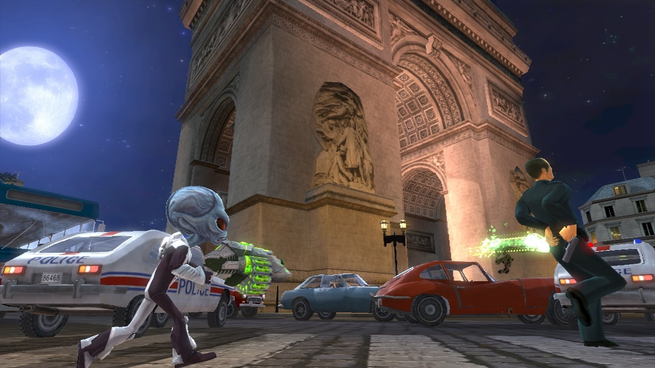 Destroy All Humans: Path of the Furon - 30280