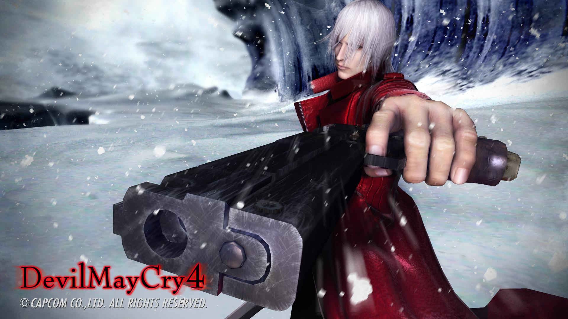 Devil May Cry 4 - 19609