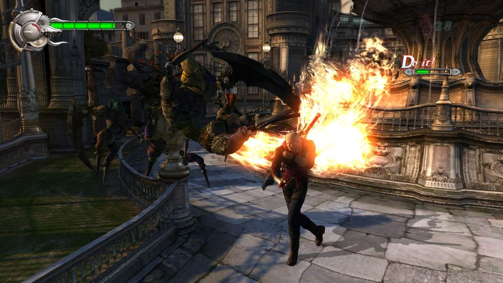 Devil May Cry 4 - 19602