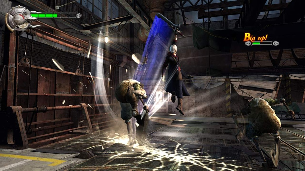 Devil May Cry 4 - 19603