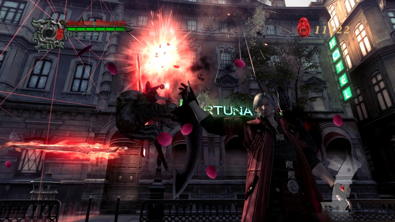 Devil May Cry 4 - 19490