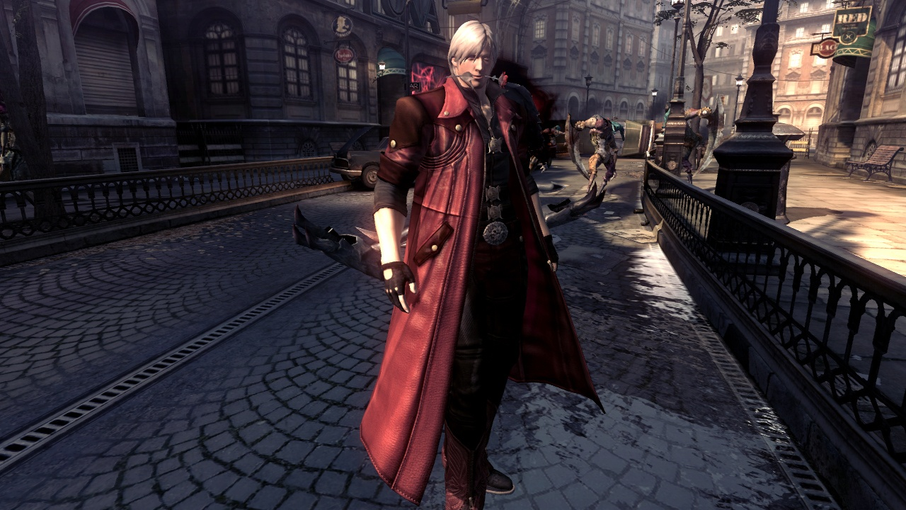 Devil May Cry 4 - 19491