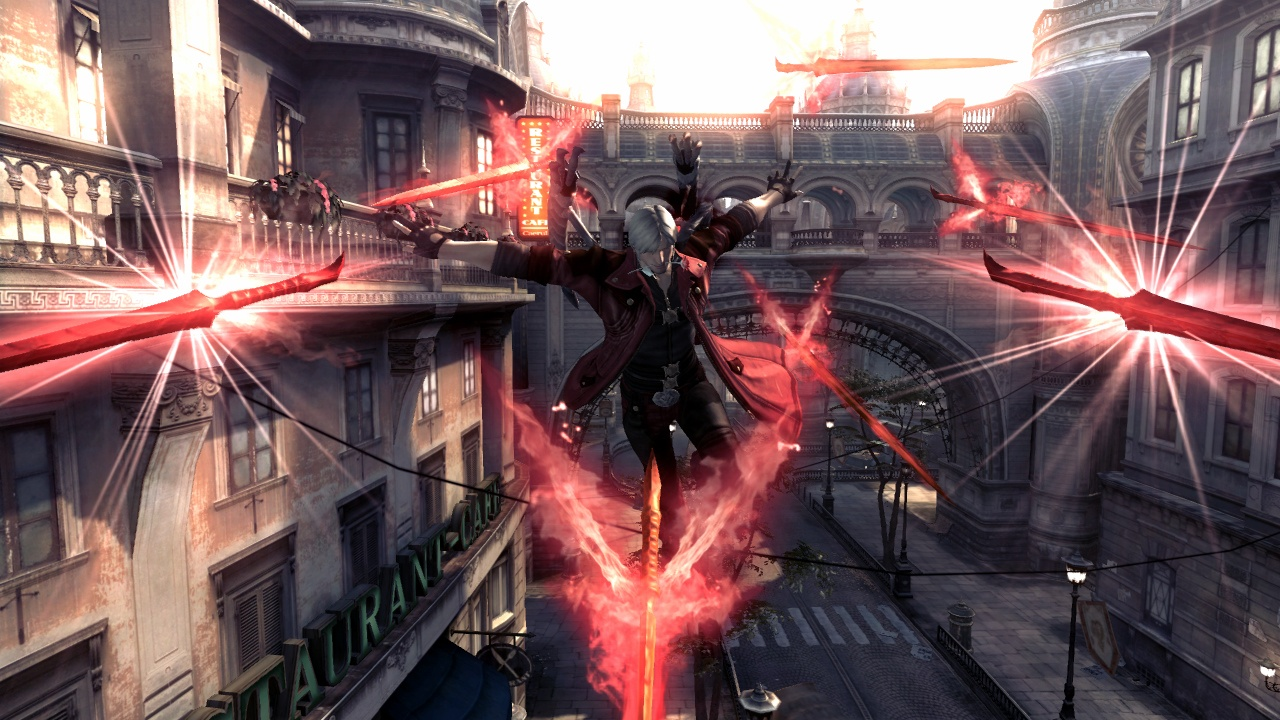 Devil May Cry 4 - 19494