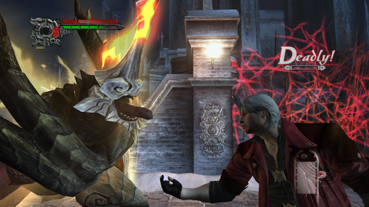 Devil May Cry 4 - 19504