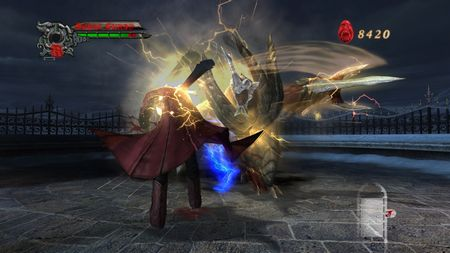 Devil May Cry 4 - 19503