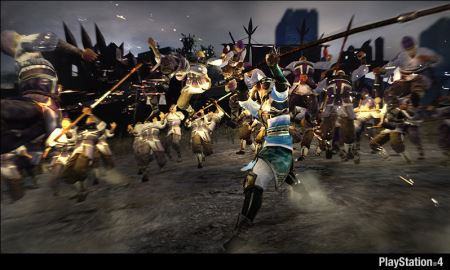 Dynasty Warriors 8: Xtreme Legends - 50211