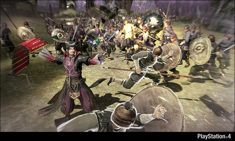 Dynasty Warriors 8: Xtreme Legends - 50200