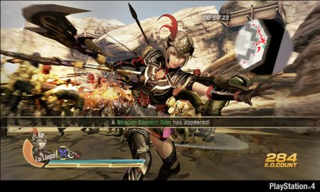 Dynasty Warriors 8: Xtreme Legends - 50202