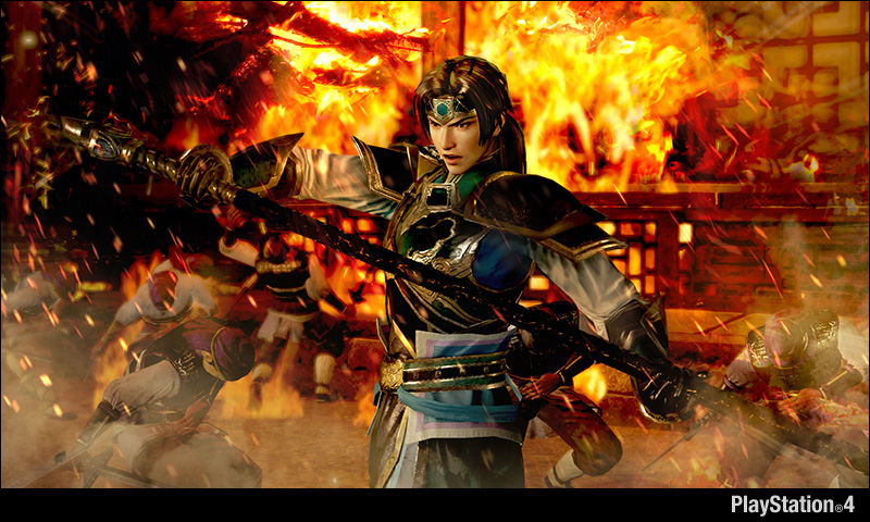 Dynasty Warriors 8: Xtreme Legends - 50204