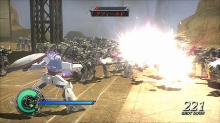 Dynasty Warriors: Gundam 2 - 32054