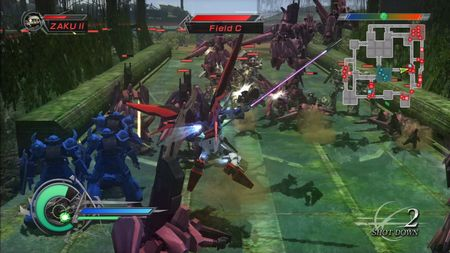 Dynasty Warriors: Gundam 2 - 32044