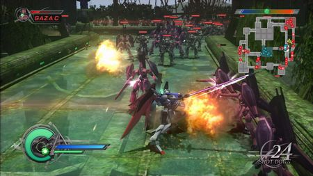 Dynasty Warriors: Gundam 2 - 32046