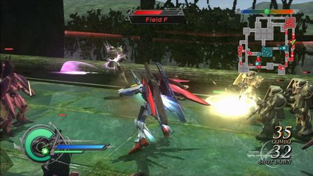 Dynasty Warriors: Gundam 2 - 32047