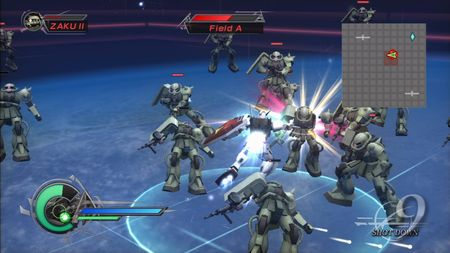 Dynasty Warriors: Gundam 2 - 32048