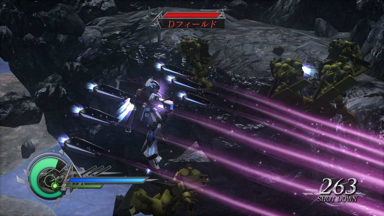 Dynasty Warriors: Gundam 2 - 32069