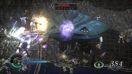 Dynasty Warriors: Gundam 2 - 32072