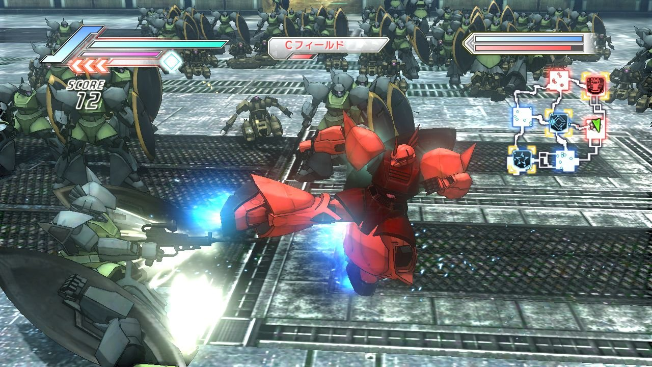 Dynasty Warriors: Gundam 3 - 42877