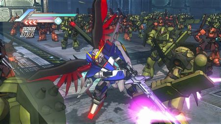 Dynasty Warriors: Gundam 3 - 42874