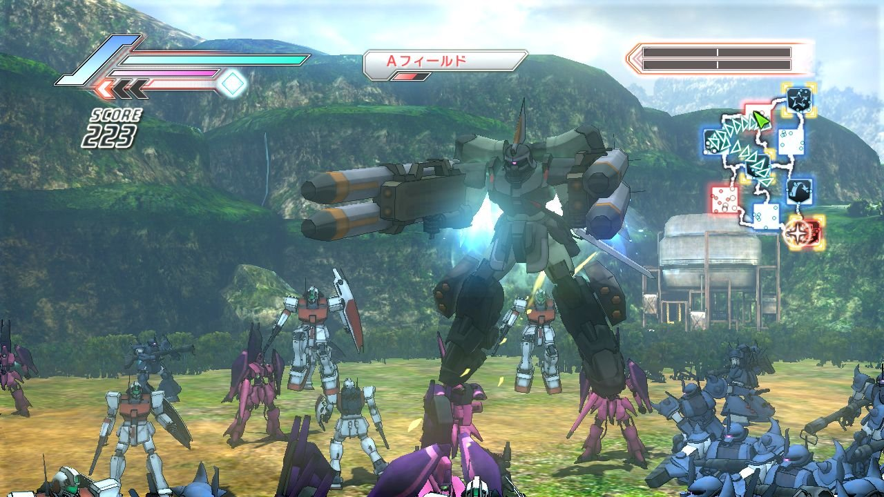 Dynasty Warriors: Gundam 3 - 42883