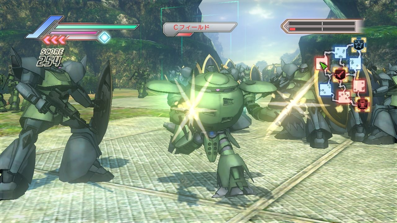 Dynasty Warriors: Gundam 3 - 42882