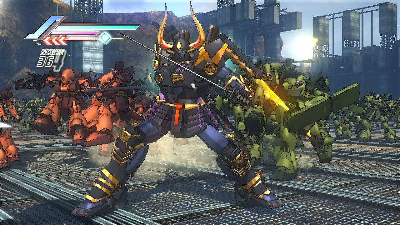Dynasty Warriors: Gundam 3 - 42886