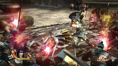 Dynasty Warriors 7 - 42124