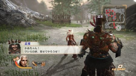 Dynasty Warriors 7 - 42115
