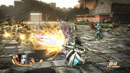 Dynasty Warriors 7 - 42127