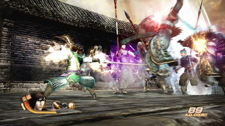 Dynasty Warriors 7 - 42130