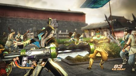 Dynasty Warriors 7 - 42128