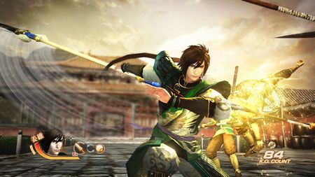 Dynasty Warriors 7 - 42129