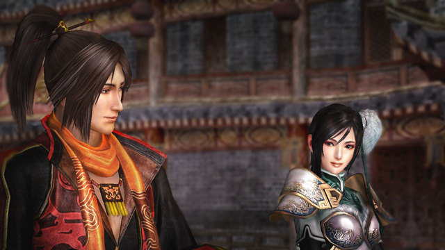 Dynasty Warriors 7: Empires - 48138