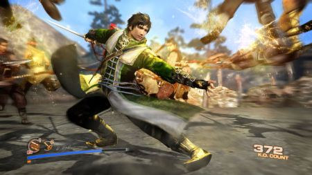 Dynasty Warriors 7: Empires - 48135