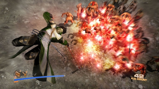 Dynasty Warriors 7: Empires - 48145