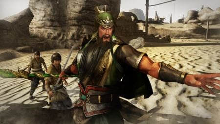 Dynasty Warriors 8 - 48899