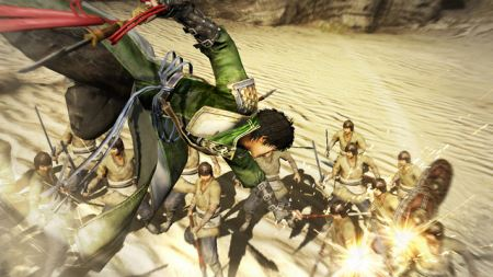 Dynasty Warriors 8 - 48900