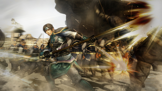 Dynasty Warriors 8 - 48903