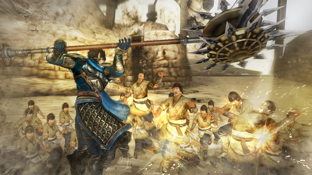 Dynasty Warriors 8 - 48904