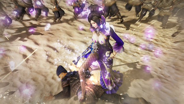 Dynasty Warriors 8 - 48911