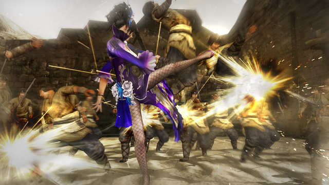 Dynasty Warriors 8 - 48910