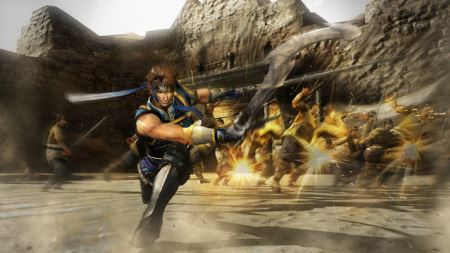 Dynasty Warriors 8 - 48909